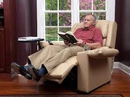Byrd-Watson | Medical Services | reclined chair